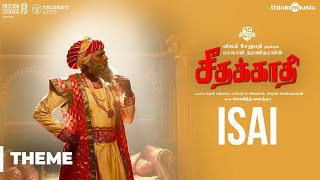 Seethakaathi |  ISAI Feat. Vishnu Vijay | Vijay Sethupathi | Balaji Tharaneetharan | Govind Vasantha