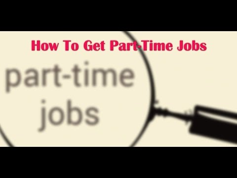 How to Get Part Time Job in France?