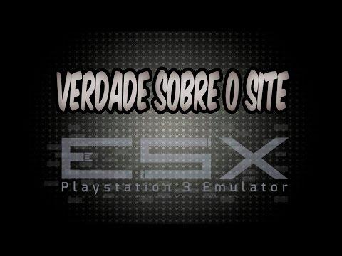 Verdade sobre emulador ESX PS3 Parte 2 2016 (Leia Descrição)