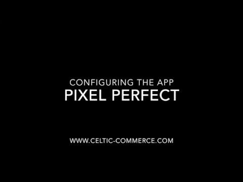 Pixel Perfect Dashboard