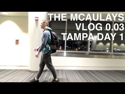 TAMPA DAY 1: TSA LADY