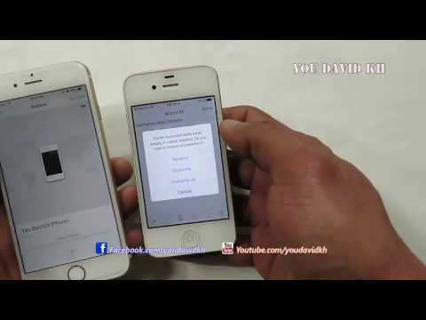 How to Delete Account iCloud No Connect Erase
