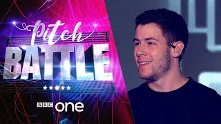 Remember I Told You: Tring Park 16 ft Nick Jonas - Pitch Battle: Live Final | BBC One