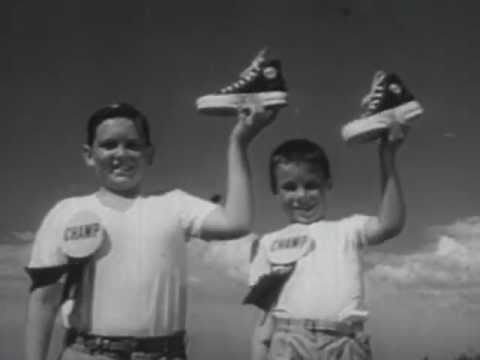 Keds Shoes Commercial (1950s)