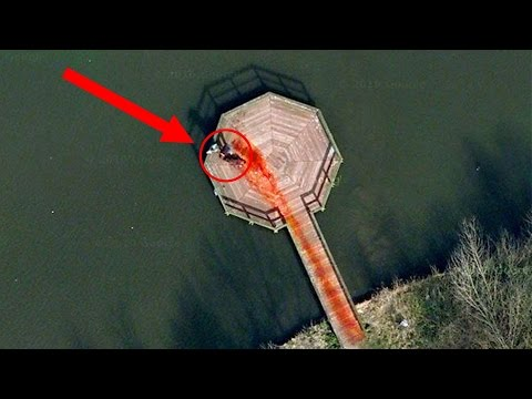 WEIRDEST Things On Google Earth!
