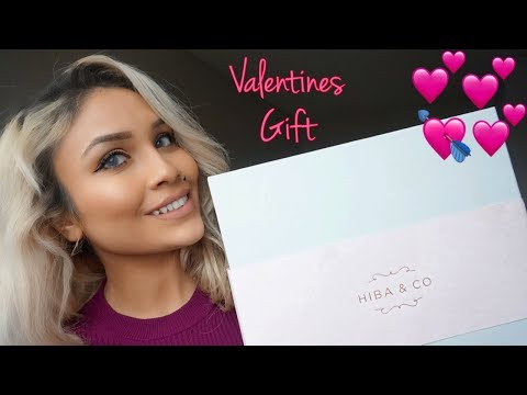 VALENTINE GIFT IDEAS | HIBA & CO