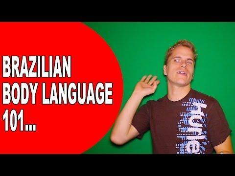 The 6 Brazilian Body Languages to Speak Fluent Portuguese