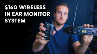 Audio 2000's Wireless In-Ear Monitor System Review