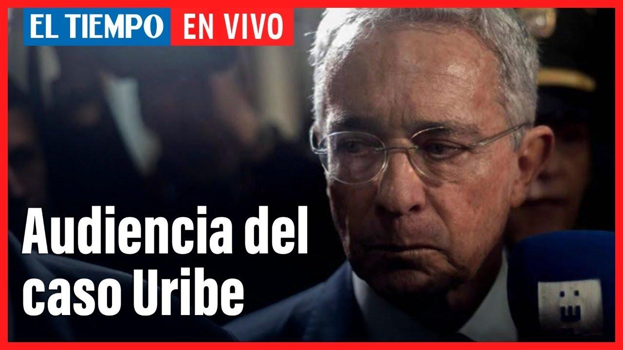 El Tiempo en vivo | Álvaro Uribe: Fiscalía continúa petición de preclusión | Parte II