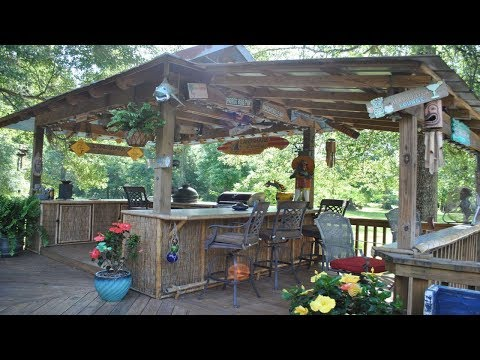 80+ DIY PALLET BAR Ideas Creative | Cheap Recycled Bar Design Ideas