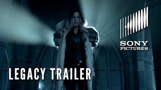 "UNDERWORLD: BLOOD WARS - Official ""Legacy"" Trailer"