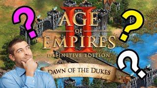 Let's guess the next AoE2 expansion civilizations