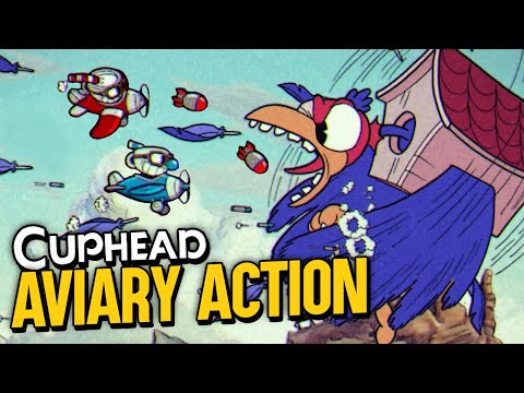 Episode 10: Cuphead and Mugman vs. Wally Warbles in