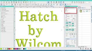 Free Standing Cutwork - Hatch Embroidery Software Tutorial | Music Jinni