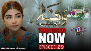 Wafa Lazim To Nahi | Episode 29 | TV One Drama