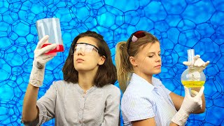 7 Amazing Chemical Experiments you can make at home