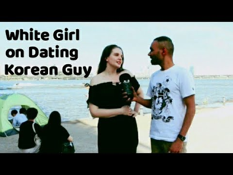 White Girl dating experience of a Korean Guy. 한국 남자와 데이트한 백인 여자.