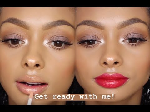 Get ready with me: Trying the Jennifer Lopez inglot collection