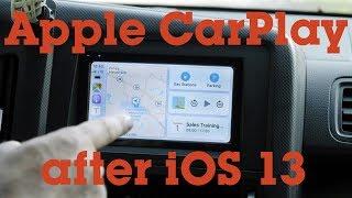 Apple CarPlay after the iOS 13 update   Crutchfield