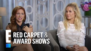 pitch Perfect 3 Cast Plays costar Confidential E Live From The Red Carpet