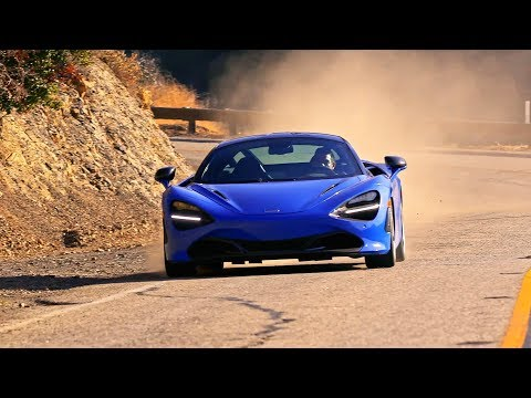 Faster Than A 918? 2018 McLaren 720S - Ignition Preview Ep.189