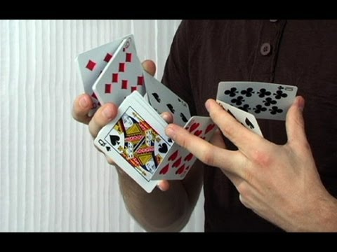 Card Flourish #4 (Tutorial)