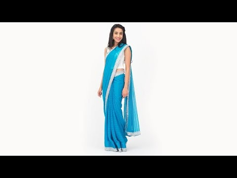 How To Wear A Saree Perfectly - 3 Amazing Saree Draping Tricks
