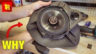 Why You Need To Change Your Factory Car Speakers Immediately!!