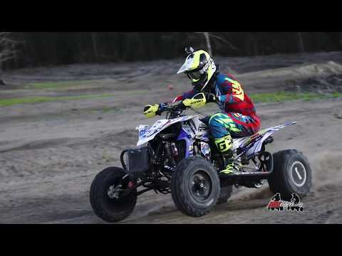 Crazy Big Jumps  Cole Sepesi #345 Private Track Florida 2017 #ATVMX