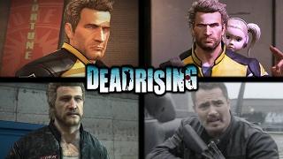 Dead Rising: All Chuck Greene Voices (Comparison)