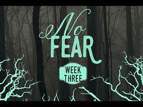 No Fear: Fear of Intimacy ::: 10-11-15