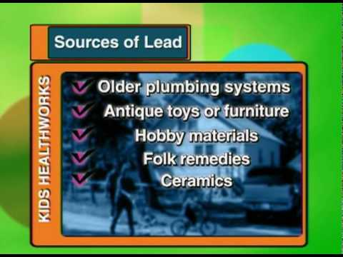 Children Safety: Lead Poisioning
