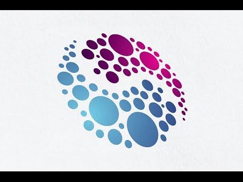 Professional Logo Design - Adobe Illustrator Tutorial - How to create 3D Circle Logo Design Effect