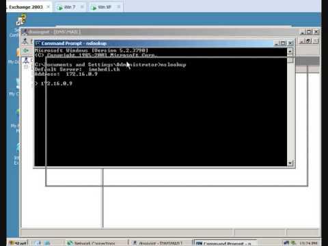 Exchange Server 2003 Part 1 (Bangla)