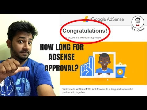 How long for Adsense Approval in 2017 | Answers Revealed | Shocking Answers on Adsense Approval