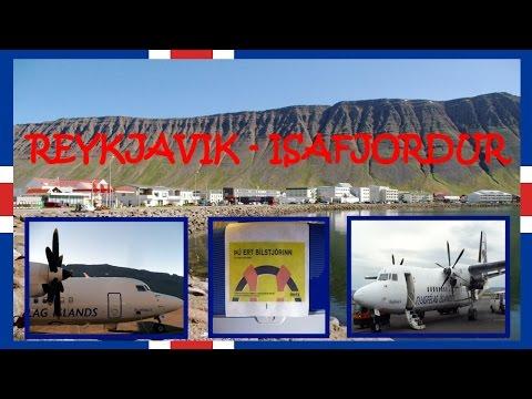 Reykjavik - Isafjordur by plane
