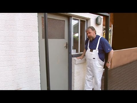 How to Install Aluminium Sliding Door