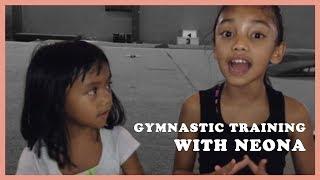 Gymnastic Training with Neona