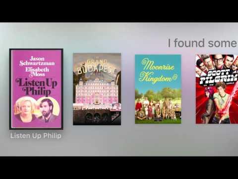 Apple Tv 4th Gen Apple Store Demo Screensaver