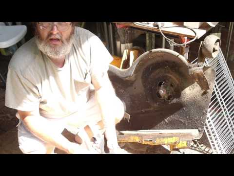 How to Change Cub Cadet Lawn Mower blades & long lasting