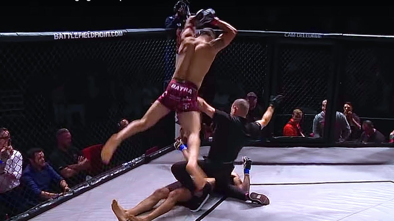 10 Shocking Moments in MMA and Boxing
