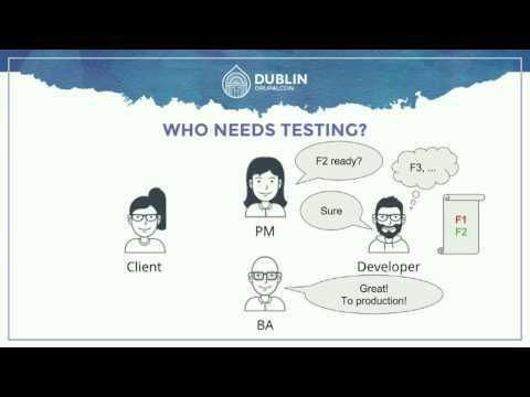 DrupalCon Dublin 2016: Automated browser testing with Nightwatch.js