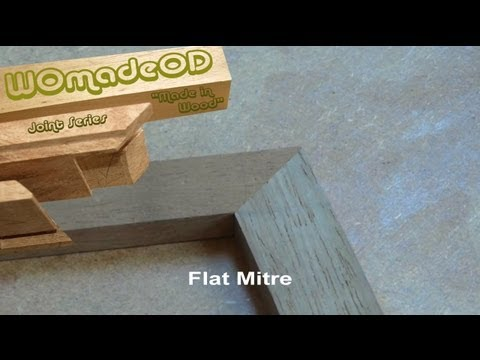 Mitre Joint - Simply Split that Angle