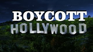 Hollywood is a Prostitution Ring, Boycott Legacy Media