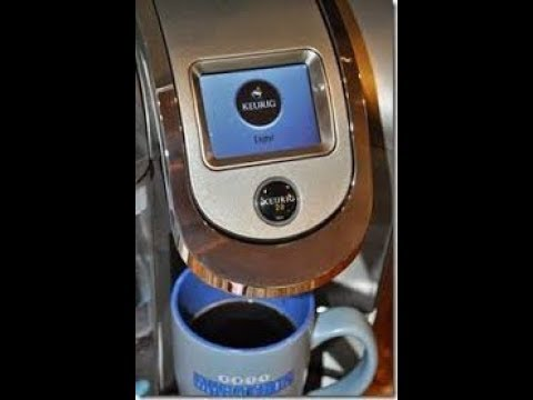 How to Clean Needle and Basket on Keurig 2.0
