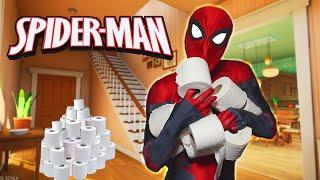 Spiderman Quarantine In Real Life
