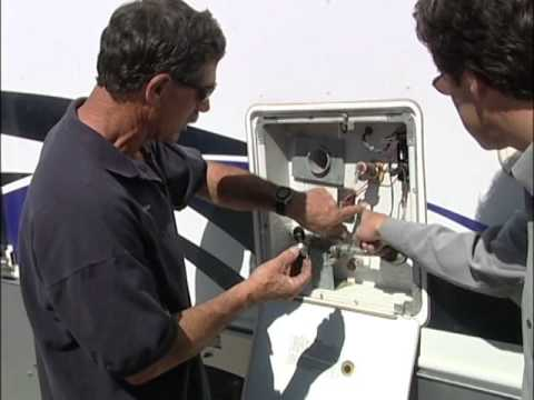 RV How To water heater thermostat