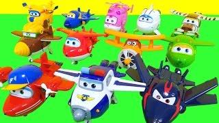 출동 슈퍼윙스 시즌 2 시즌1 장난감 전제품 변신 피구 에이스 두두 호기 재롬 샛별 봉반장 장난감 Super wings 12 Transforming  Airplanes Toys