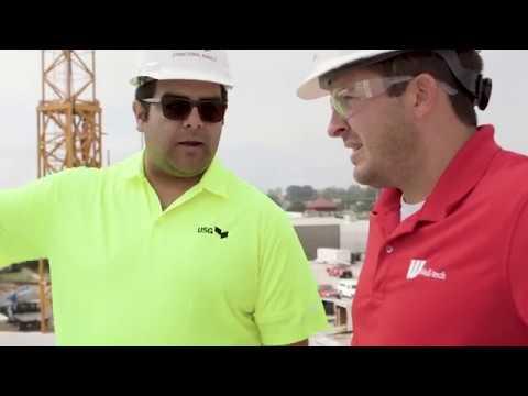 Hampton Inn Project Profile: USG Structural Panel Concrete Subfloor