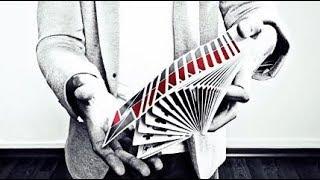 #x202b;سلسة التميز الحلقة (4) تعليم حركة و خدعة ب كروت اللعب#x202c;lrm;